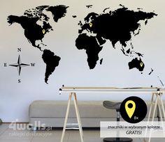Znalezione obrazy dla zapytania mapa świata