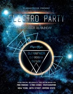 Glow sound free psd flyer template httpfreepsdflyerglow electro space party free flyer template httpfreepsdflyerelectro toneelgroepblik Choice Image