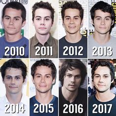 Dylan through out the years