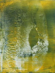 Koen Lybaert - abstract N° 834 - oil on paper [40 x 30] / 2014 - [price 290 euro, shipment include]