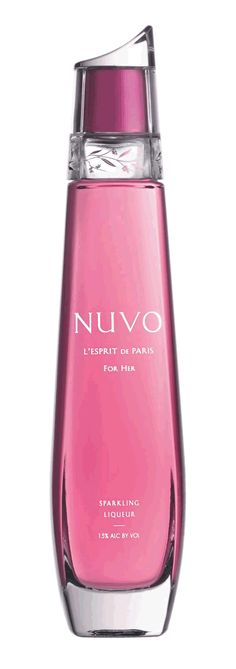 Vodka Nuvo is a sparkling liquor for those with a lifestyle trend. Much more than a spirit. Carefully prepared with triply distilled vodka and delicate French sparkling wine. Its attractive pink Best Sparkling Wine, Sparkling Drinks, Cocktails, Party Drinks, Fun Drinks, Alcoholic Drinks, Beverages, Refreshing Drinks, Mixed Drinks