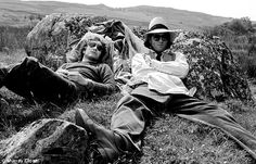 Unseen images of cult classic Withnail And I