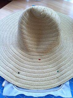 monogramming sun hats- tutorial using mono wizard plus w/a 4inch hoop!