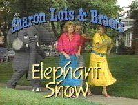 I loved the Elephant Show!