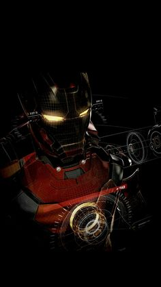 Iron Man 3d Wallpaper Walpaper Iron
