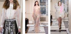 Julien Vermeulen collabore avec Schiaparelli et le directeur du style Bertrand Guyon à l'occasion du Fashion Show de la Maison à Paris. La Haute Couture se pare des plumes de l'artiste pour la collection Printemps-Eté 2018.