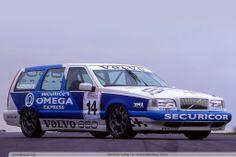 british touring car championship volvo 850 wagon (1994)