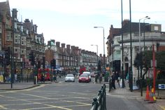 The Institute Kate works at is located in Golders Green, in London