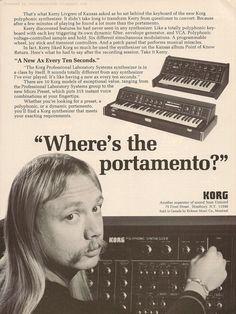 Where's the portamento?
