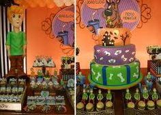 scooby doo birthday party ideas - Google Search