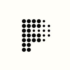 FP Monogram by Richard Baird. (Available). #logo #branding #design