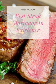 This perfectly cooked juicy steak marinade recipe really stands up to its name !! You've got to try this, I promise you will agree that this is the world's best steak marinade with the very first bite !! #cooking #cookingram #cookingtime #cookingclass #cookingvideo #cookingatHome #cookingwithlove #cookingschool #cookingmama #cookingforfamilyandfriends
