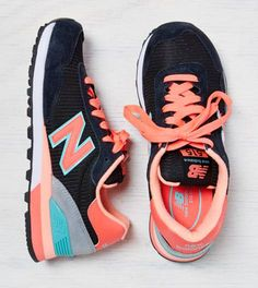 Black New Balance Sneaker- American Eagle Outfitters