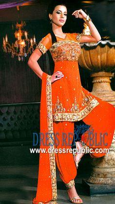 Poppy Viona, Product code: DR1138, by www.dressrepublic.com - Keywords: Online Store Selling Partywear Shalwar Kameez, Salwar Kameez Online Shop