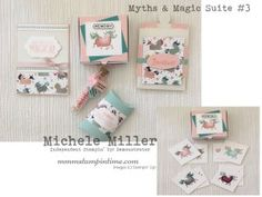 MYTHS & MAGIC | mmm ... Stampin' Time with Michele