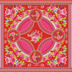 blog - lovevintagefloral, floral print & pattern