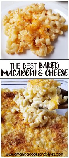Homeade Mac And Cheese, Quick Mac And Cheese, Ultimate Mac And Cheese, Cheesy Mac And Cheese, Baked Mac And Cheese Recipe, Best Macaroni And Cheese, Macaroni Cheese Recipes, Baked Macaroni, Macaroni And Cheese Casserole