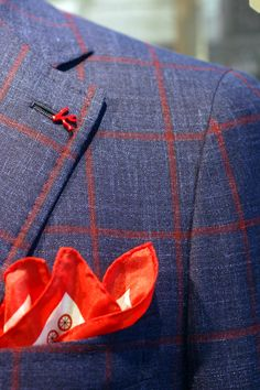 Isaia Napoli and Drake's London
