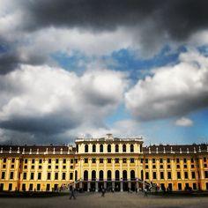 Wien: Schloss Schönbrunn #Wien #Vienna