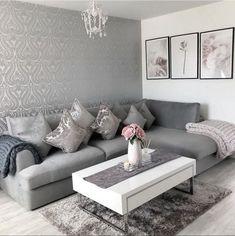38 Ideas Home Interior Design Living Room Layout Coffee Tables For 2019 Decor Home Living Room, Elegant Living Room, Living Room Grey, Interior Design Living Room, Living Room Designs, Living Room Ideas Grey And White, Cozy Living, Living Rooms, Small Living