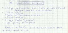 GALLETITAS DE CHUÑO   #DULCE #MASAS #GALLETA #CHUÑO