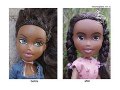 Zdjęcie numer 11 w galerii - Z wampa w dziewczynkę. Dlaczego Sonia Singh przerabia lalki Barbie?