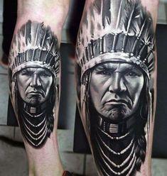 Em dúvida sobre qual tattoo fazer? Nós damos uma mãozinha! Confira as melhores tatuagens masculinas na perna e inspire-se.