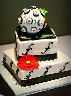 Katamari Wedding Cakes and Toppers: Just Roll With it