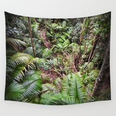 Sold, we hope you enjoy your beautiful wall tapestry: https://society6.com/product/rainforest-jungle_tapestry?curator=hereswendy