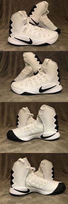 innovative design 31e88 bc01c Women 158972  New Nike Hyperdunk Basketball Shoes Blue White Size Womens  10.5 -  BUY IT NOW ONLY   100 on eBay!   Women 158972   Pinterest   Woman