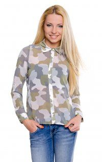 Женская блуза OUTFITTERS NATION Womens blouse OUTFITTERS NATION Blouses For Women