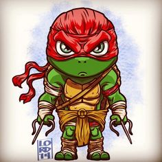 TMNT 2014!!! Raph!! This movie's version of Raphael looks like a beast…not sure…