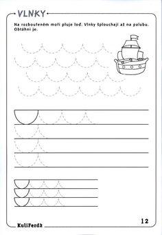 "Cover of ""Ukazkove strany kuliFerda MS grafomotorika"" Spy Games For Kids, Indoor Activities For Toddlers, Toddler Learning Activities, Preschool Activities, Kids Learning, Weather Activities, Tracing Worksheets, Preschool Worksheets, Handwriting Activities"
