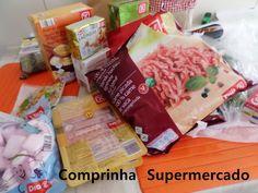 Comprinhas  Supermercado ( Mini Preço) Portugal