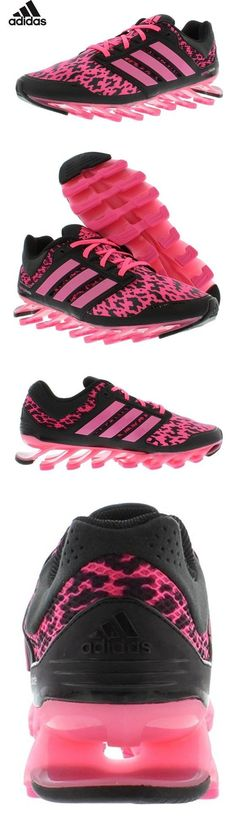 f1623a8bb  74.99 - Adidas Women s Springblade Drive Running Shoes -Solar Pink Core  Black Silver Metallic (9.5)