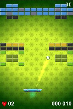 If you want to play an exciting arcade game with unending dynamics and fun of unpredictability, arkanoid categorized Arcade Brick Breaker will be the best app for you play on your mobile device. It is a simple to play game for boys and girls but it has so many twists and tweaks that you will keep you engrossed for long. The objective of the game is, as implied by the name, to breakout all the colored bricks with the help of balls.