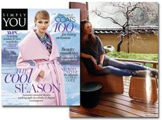 SIMPLY YOU MAGAZINE – FEATURED NYDJ DENIM JEANS