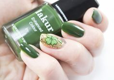 Londontown's lakur Leprechaun - Nailed It | The Nail Art Blog @blognailedit
