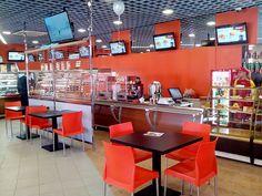 """Ресторан быстрого питания """"Горячая линия"""", Петрозаводск"""