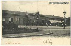 Breda, Station 1904