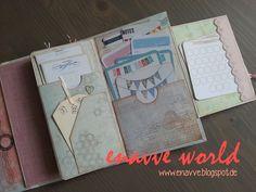 enavve world, www.enavve.blogspot.de , Scrapbooking, Smash, Minialbum, Project Life, Journaling, Jewelry, Sewing, Recipes, Living, Gift Ideas