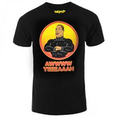 Psych Aww Yeah T-Shirt  JAN!!!!!