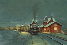 Western Maryland Railroad:  Oakland Maryland Station - Pinterest Romanesque Revival Style architecture  OL: