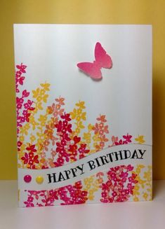 Botanicals 2: Paper Smooches, by beesmom - Cards and Paper Crafts at Splitcoaststampers