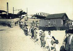 Cruz Quebrada, 1931