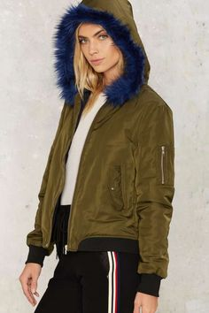 Carnaby Bomber Jacket - Clothes | Best Sellers | Last Chance | Bomber Jackets | Faux Fur | Faux Fur