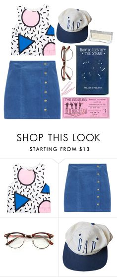 """""""#9"""" by elliecharmaine ❤ liked on Polyvore featuring BOBBY, women's clothing, women, female, woman, misses, juniors, cute, Pink and denim"""