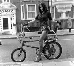 Raleigh Chopper 1970's