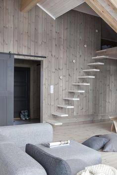 trapp, dør