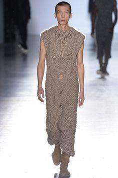 Rick Owens Fall 2015 Menswear - Collection - Gallery - Style.com Zippertravel.com Digital Edition